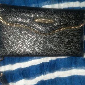 Handbags - Rebecca Minkoff wallet with iphone case.